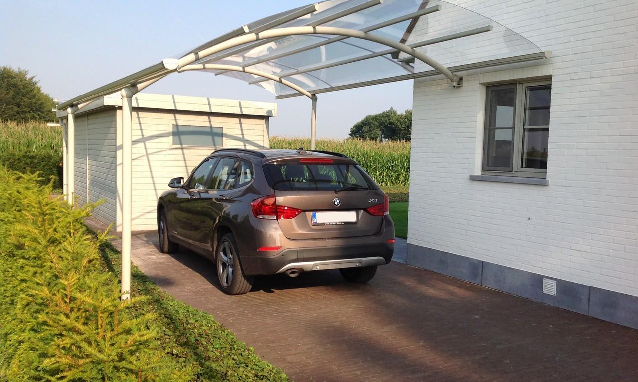 Overkapping Voor Auto : Carports voor je auto mobilhome & caravan op maat bozarc