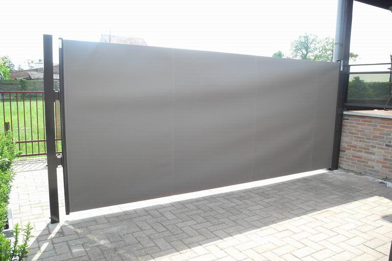 windschermen in doek ontdek hier de mogelijkheden bozarc. Black Bedroom Furniture Sets. Home Design Ideas